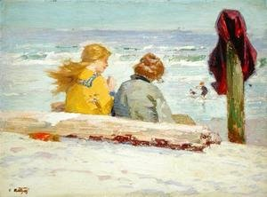 Edward Henry Potthast - The Chaperones, 1910-15