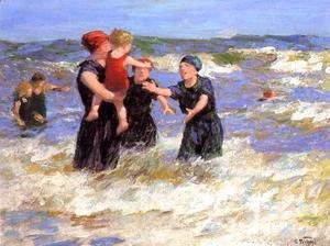 Edward Henry Potthast - Making Friends