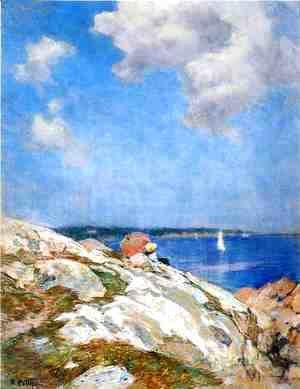 Edward Henry Potthast - Cape Ann Coast