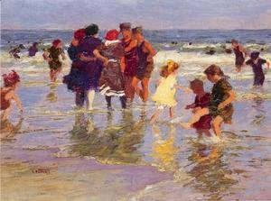 Edward Henry Potthast - A July Day